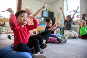 zingen voor taalontwikkeling van kinderen